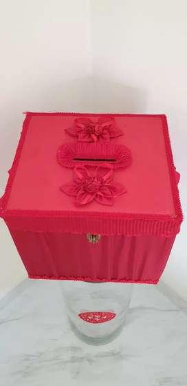 Box / angpao  pernikahan dll