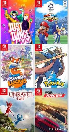 game switch semua type paling murah