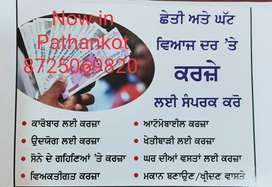 All types of Loans available