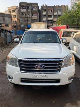 Ford Endeavour 2010 Diesel Well Maintained