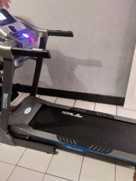Sp0rt on FITNES ELEKTRIK TREADMILL TL 270 incline