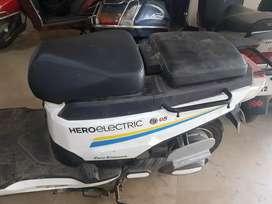 Hero electric heavy duty bike available