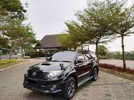 Fortuner VNT Turbo Diesel TRD Free BBN