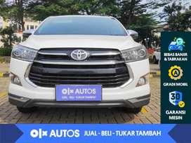 [OLX Autos] Toyota Kijang Innova 2.4 Venturer Diesel A/T 2017 Putih