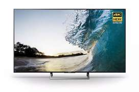 Sony 4k UHD 55 inch Smart TV. Imported Model Purchased Abroad.