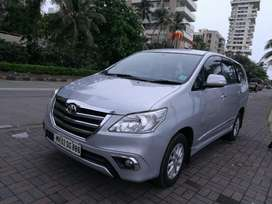 Toyota Innova, 2013, Diesel