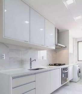 Tempahan kitchen Cabinet atas dan bawah