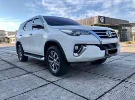 Dijual Cepat Fortuner VRZ 2.4 Diesel Automatic 2017 Tangan 1 Gress