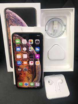 New iPhone  xs max is available