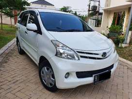 Daihatsu xenia X 1.3 plus 2013 dobel air bag tangan 1