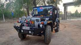 Ready for Sale in Stock Modified Jeep