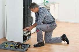 Home appliances technician for Panasonic service centre