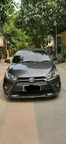 Jual cash Yaris trd 2014 matic