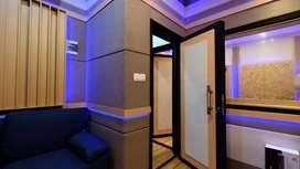 pembuatan peredam suara ruang kedap suara interior akustik PRO garansi