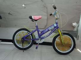 Sepeda Wimcycle 16 Inch Anak Perempuan