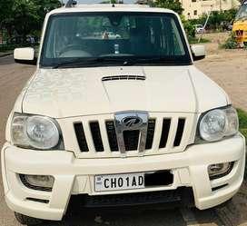Mahindra Scorpio VLX Airbags BS III, 2010, Diesel