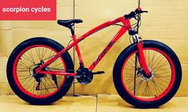 New cycles with gear