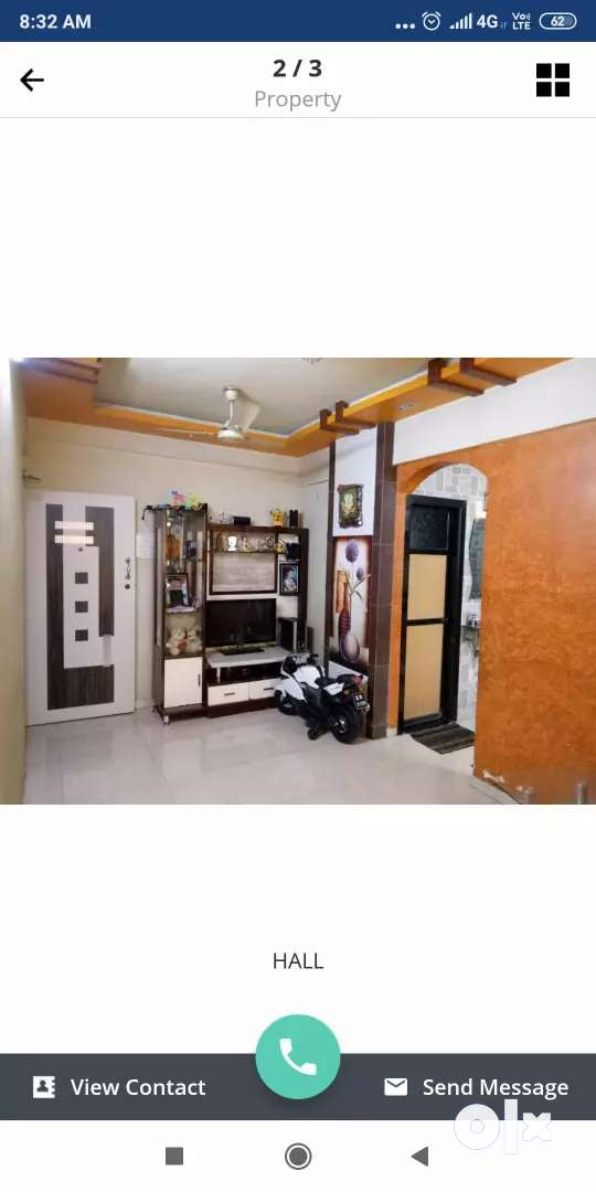 We are selling & rental flat for kamothe..if any one interesting call 0