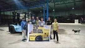 Service dan perbaikan forklift pekanbaru