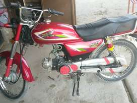 Power Moter cycle for sale Model 2018