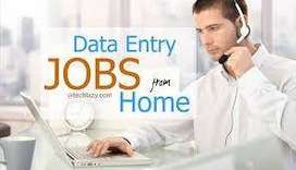 Work From Home Jobs simple typing work from your home with your laptop