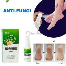 Foot spray bau kaki dan kutu air