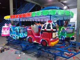 OKT odong odong robocars tayo kereta wisata full set