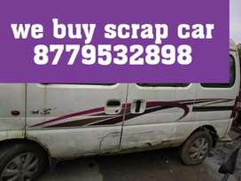 We are leading scrap car buyer