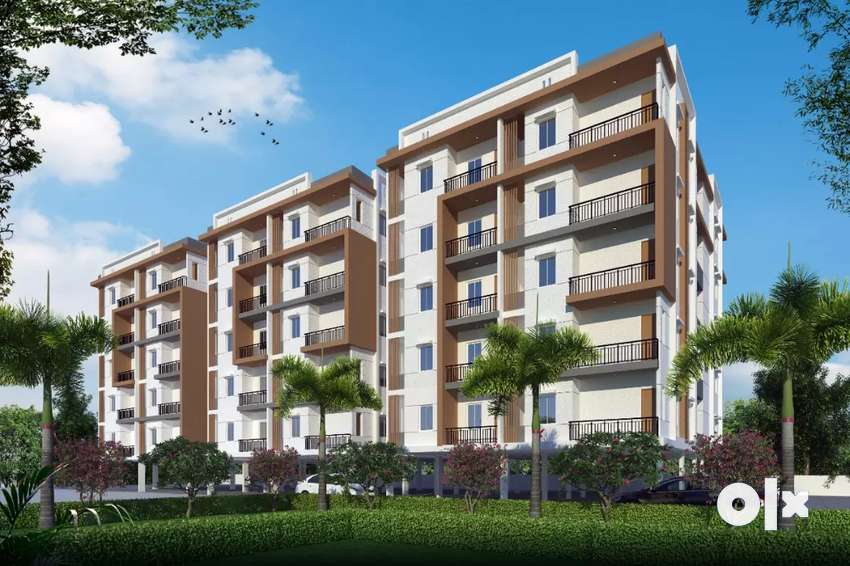 At Patancheru Brand new 1 & 2 BHK Flats for sale 0