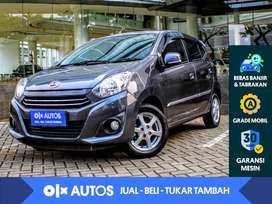 [OLXAutos] Daihatsu Ayla 1.0 X M/T 2019 Abu - Abu