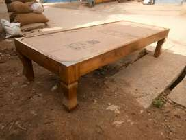 Brand new wooden single cart