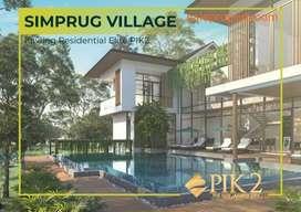 Simprug Village PIK2 Rumah Mewah Sebelah Lotte Mall & Greenbelt Murah