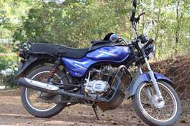 Mileage king CT100 bike for sell need urjent money