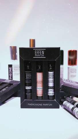 starter kit Effen parfum pheromone