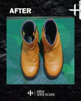 Jasa Cuci Sepatu Balikpapan