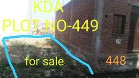 Kda plot for sale by owner near sharabdi nagar petrol pump and kesa