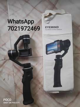 3 Axis Smartphone Gimbal for iPhone or phone under 175gms rarely used