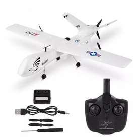 Rc Pesawat XK A110 pemula 2.4Ghz Stabil