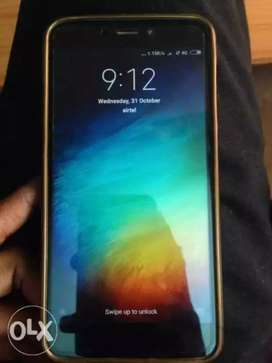 Mi 4 black colour good condition never any problems