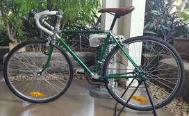 Bismillah: jual Sepeda ROAD BIKE jadul/vintage BRIDGESTONE. Harga nego