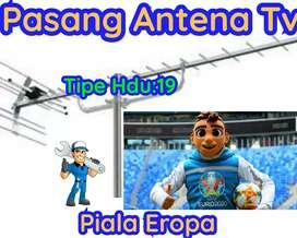 Paket Pasang Sinyal Antena Tv Pf Analog Digita.