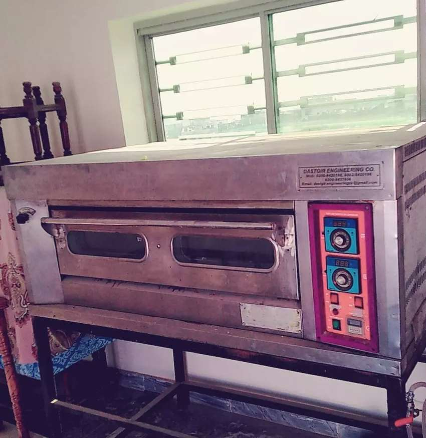 South star oven 0