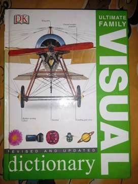 visual dictionary DK Books