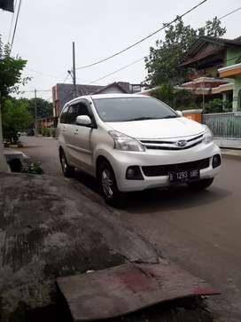 All New Xenia R 1.3 AT Putih 2012
