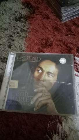 CD Ori Bob Marley Legend
