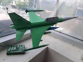 F-16 Model (Hand Made from Card)