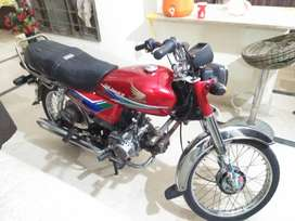 Honda CD 70 2014 Model for Sale