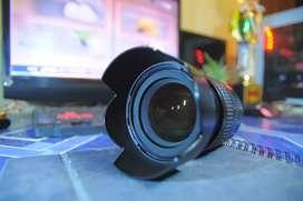 Dijual Lensa Nikon Afs 18-70  (Nego)