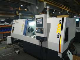 Cnc shutter and operator