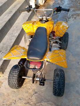 ATV 4 wheeler for sale 35.000
